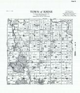 Rhine Township, Elkhart Lake, Rhine Mills, Sheboygan County 1941